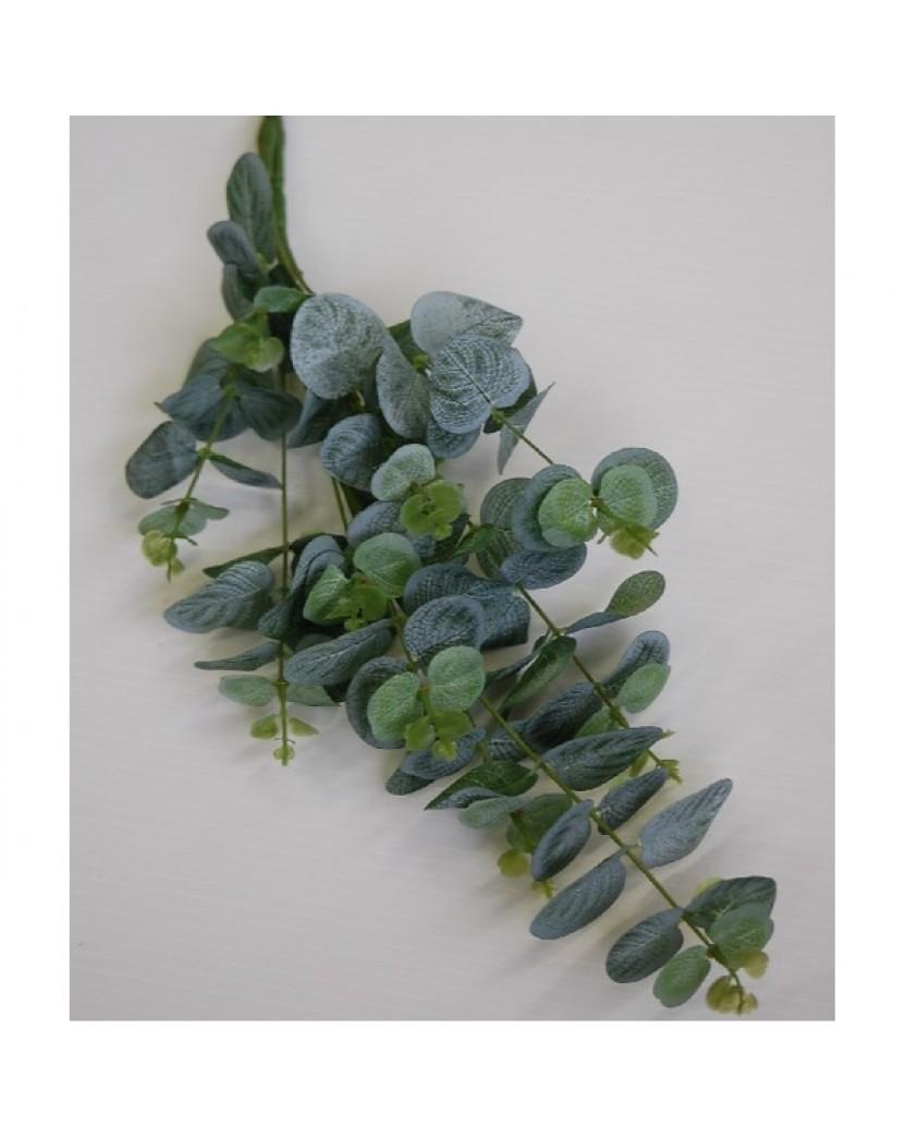 Artificial leaves artificial trees plants artificial flowers artificial gum eucalyptus bush 50cm mightylinksfo