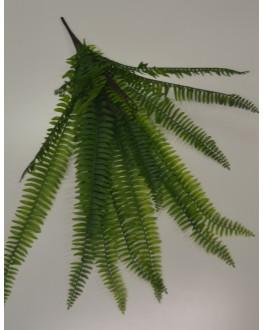 Artificial Green River Boston Leaf 60cm