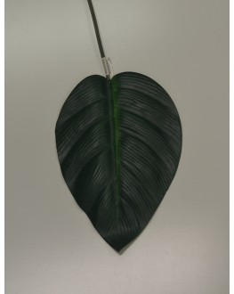 Artificial Green Leaf 60cm