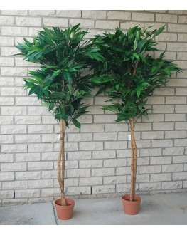 1x 5FT Artificial Mango Real Touch Tree