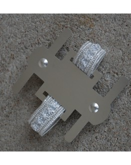 Elastic Bracelet Wrist Corsage Deb Band