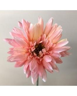 Silk Pink Gerbera