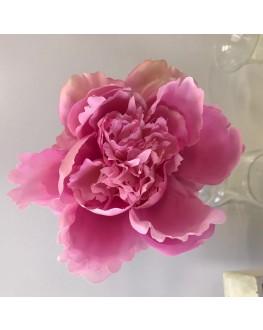 Pink Peony Pick 25cm