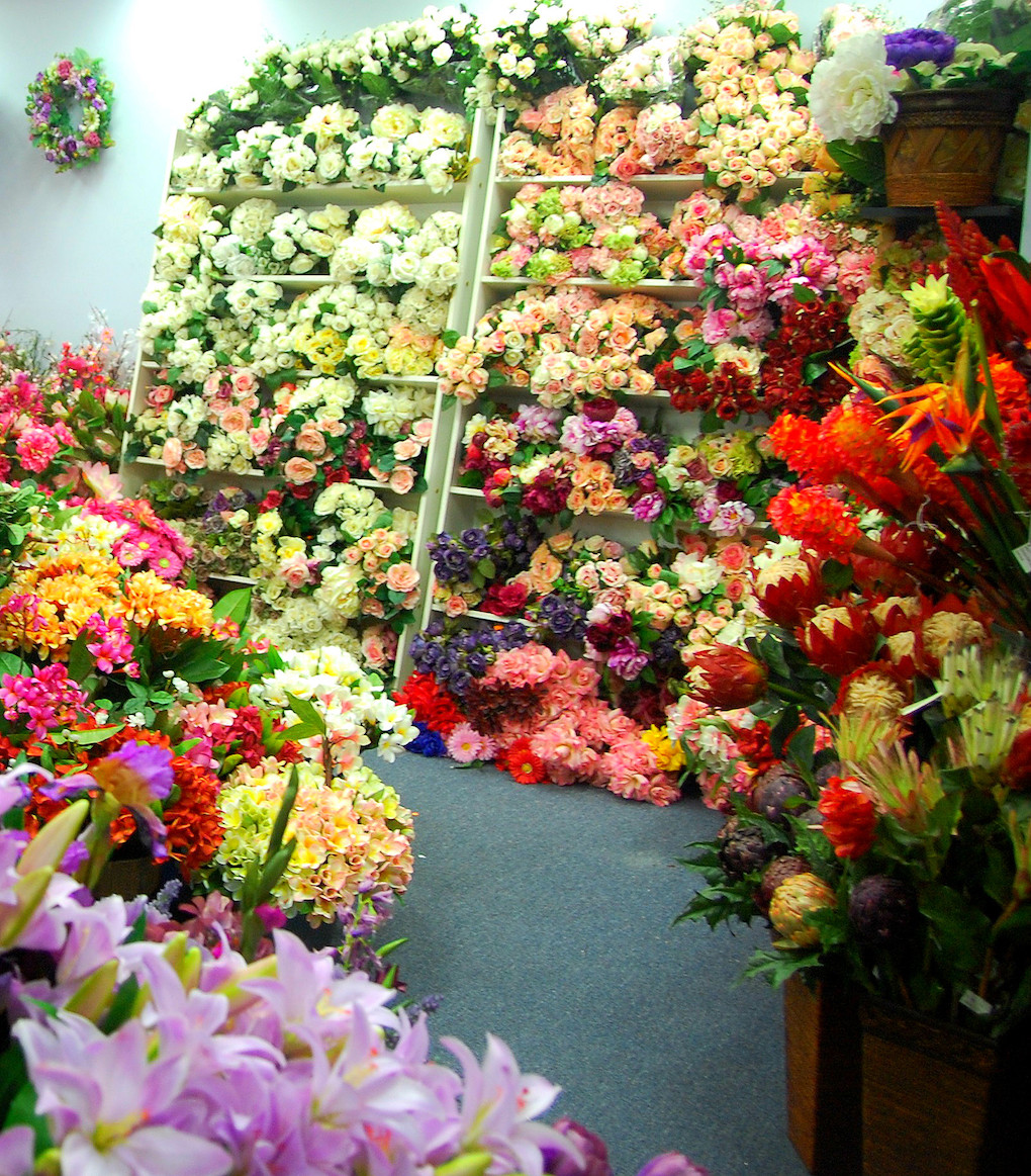 Floral Land Artificial Trees Plants Artificial Flowers Latex